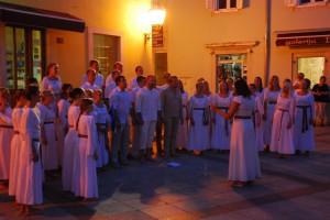 Tänavakontsert Horvaatias (2015)
