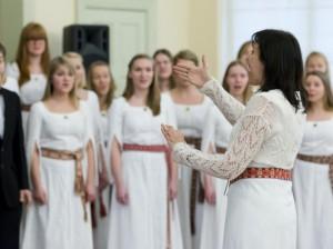 XX Eesti segakooride võistulaulmine Tuljak (2015) Foto: Vahur Lõhmus