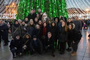 TÜS külastamas Vilniuse jõuluturgu. Foto: Andres Mihkelson (http://pildid.taevasinine.eu/)